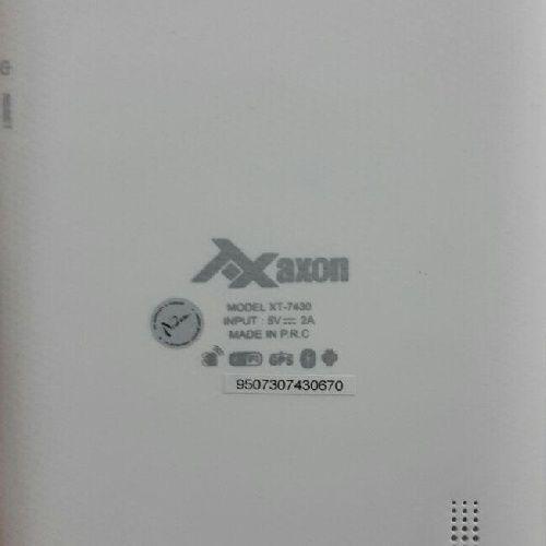 فایل فلش AXaxon axon XT-7430