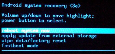 recovery acer